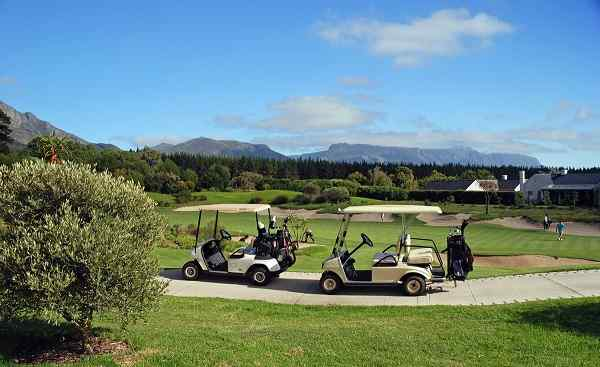 KL-SPA-GOLF Suedafrika Golf Cart Kapstadt 27855025